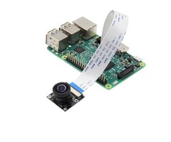 5 Megapixel 1080p 222 Degrees 2952x1944 Panoramic Camera Module For Raspberry Pi With FFC Cable
