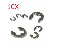 100Pcs Brushless Motor 3.0 E-Type Clip Spring For XXD Emax Sunnysky 2212/2208 Motor