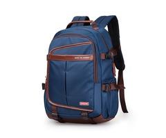 16inches Laptop Men Oxford Backpack Multipe Pockets Business Backpack