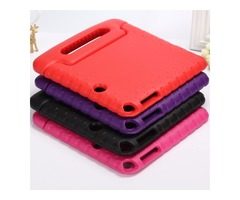 EVA Foam Silicone Stand Cover Case For Samsung Tab A T550 9.7 Inch Tablet
