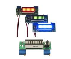 Power Indicator Display Led Board For 2.4V-20V Lipo Battery