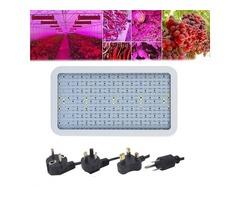 400W LED Full Spectrum Flower Plant Grow Light Indoor Veg Hydro Lamp