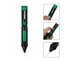 Manual Solder Sucker Desoldering High Vacuum Pump Irons Removal Remover Tool
