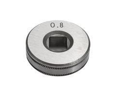 MIG Welding Steel 0.6-0.8 Wire Feed Drive Roller Roll Part Welding Machine Accessories