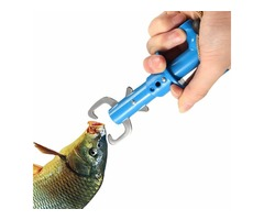 Fishing Grabber Fishing Lip Gripper Grips Tool Plastic Stainless Steel clipper
