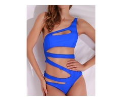 Hollow Out Sexy Monokini Swimsuit