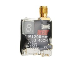 DYS MI200MW 25/200mW Switchable 5.8G 40CH FPV Transmitter