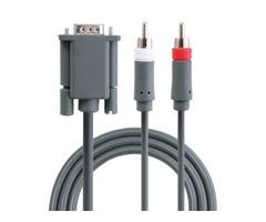 1.8 Meter S Video Composite VGA Kabel HDTV AV-Kabel Audio For Microsoft Xbox 360