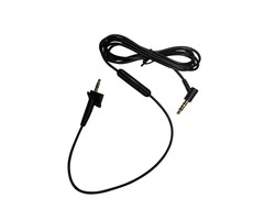 Replacement 1.2m Extension Audio Cable 2.5mm Male Jack to 3.5mm Male Jack for Bose AE2 AE2i AE2w