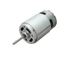 DC 12-24V Ball Bearing Electric Motor 2900RPM Large Torque
