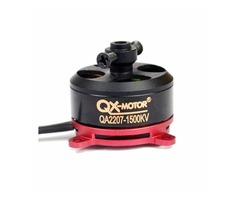 QX-Motor 2207 1500KV 3S 160W 15A F3P Brushless Motor For RC Airplane