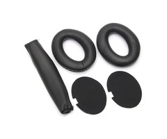 Replacement Ear-pads Headbrand Cushion Set For BOSE Quiet Comfort QC15 QC2 Headphone