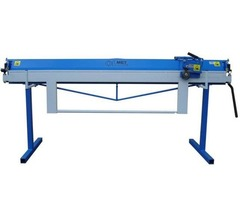 Sheet Metal Folder Bending Cutting Shears Z20X2200 0.8mm
