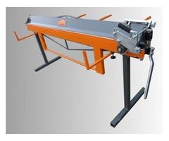 RHINO X40X2200 0.8mm Sheet Metal Folder Bending Cutting Shears