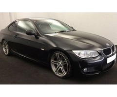 2011 BMW 318i 2.0 M-SPORT COUPE PETROL MANUAL 42K