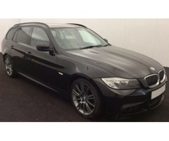 2012 BMW 318D TOURING 2.0 SPORT PLUS DIESEL ESTATE 68K
