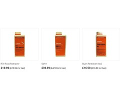 Tikko Products - Stain Removal Care Products Availability in UK