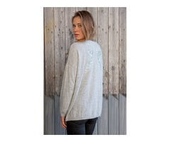 Shop Cashmere Star Jumper at Best Price Online - Luella Fashion