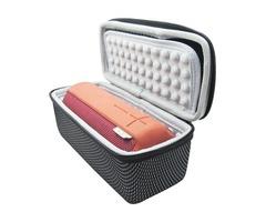 Travel Storage EVA Nylon Case Box Bag For Logitech UE BOOM 1/2 I/II Gen Bluetooth Speaker