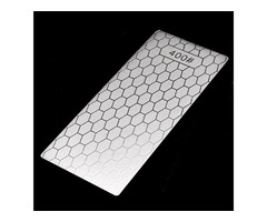 150x63x1mm Whetstone Knife Sharpener 400 Grit Thin Diamond Knife Sharpening Stone