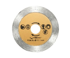 54.8x11.1mm TCT Saw Blade HSS Circular Cutter Disc