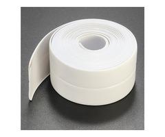35mm ×3.2m PVC White Waterproof Tape Seal Ring Strip Repair Tape