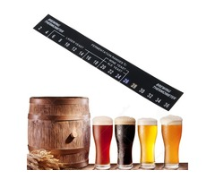 2℃--36℃ Digital Stick On Thermometer For Home Brew Beer Spirits Wine Kitchen Tools