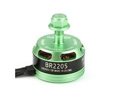 Racerstar Racing Edition 2205 BR2205 2600KV 2-4S Brushless Motor Green For 220 250 260 RC Drone FPV