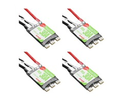 4 PCS Racerstar RS30A Lite 30A Blheli_S 16.5 BB1 2-4S Brushless ESC Support Dshot150 Dshot300 for RC