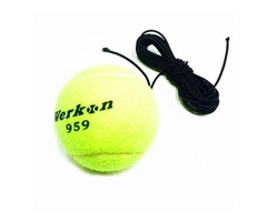 Profession Training Tennis Ball With High Elastic Line For Beginner Tennis Exercise Device