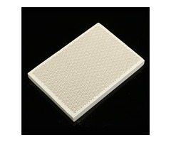 Soldering Board Ceramic Honeycomb Solder Heating Boards 135x95x13mm
