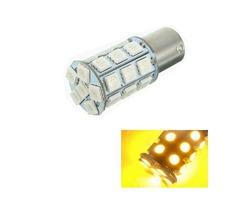 150°BAU15s/PY21W 5050 27SMD LED Car Turn Signal Light Tail Lamp Reverse Bulb Yellow 12V