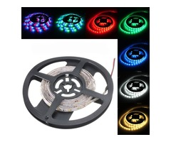 3M DC12V 14.4W 180 SMD 3528 Waterproof Red/Blue/Green/White/Warm White/RGB Flexible LED Strip Light