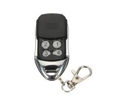 4 Button 433MHz Garage Gate Key Remote Control For 433LC 787452 TE4433H XT2 XT4