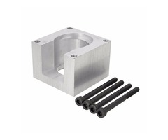 Machifit Nema 23 Stepper Motor Aluminum Mount Clamp Bracket For CNC Engraving Machine