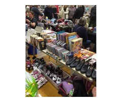 LOCKS HEATH INDOOR CAR BOOT SALE