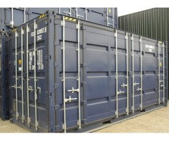 USED STORAGE AND SHIPPING CONTAINERS FOR SALE