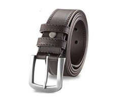 Simple wild China Leather Belts