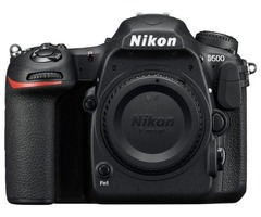 Nikon D500 Digital SLR Camera Body - Best Price £1,450.00