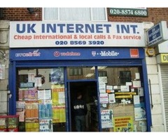 Internet Cafe Shop For Sale (£860 pcm)