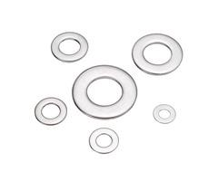 105Pcs Metric Flat Washers Stainless Steel Screw Repair Kit M3/M4/M5/M6/M8/M10