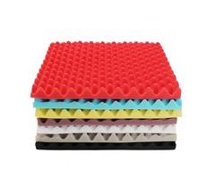 500×500×50mm Square Insulation Reduce Noise Sponge Foam Cotton -7 Colors
