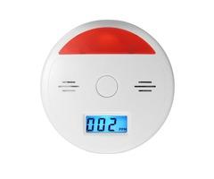 JKD-601  LCD CO Carbon Monoxide Poisoning Sensor Alarm Warning Detector Tester