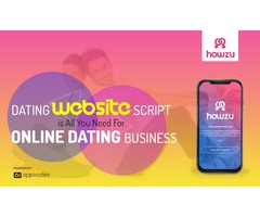 Dating Website With Mobile App for Small Business
