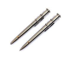LAIX B001 Stainless Steel Tactical Pen Survival Self Defense Tool Portable Glass Breaker
