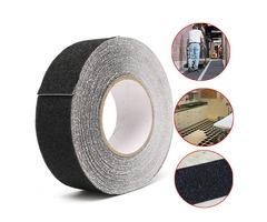 5CM x 18M Black Anti Slip Tape Wear-resistant Non-slip Tape For Stairs Decking Strips