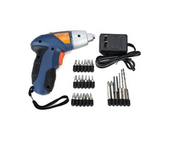 4.8V Rechargeable Electric Screwdriver Cordless Drill Oscillating Tool Saw