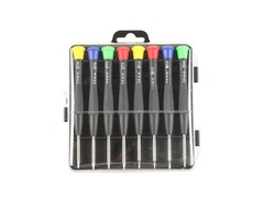 8 in 1 Precision Mini Pocket Screwdriver Repairtools Set For Cell Phone PC