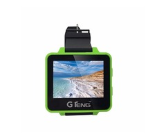 GTeng FPV T909 5.8G 3dBi 32CH  Receiver 2.6 Inch Screen Real Time Wearable Watch w/ 350mAh Lipo