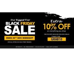 Black Friday Furniture Sale, Black Friday Furniture Discount Offers 2018 - FDUK